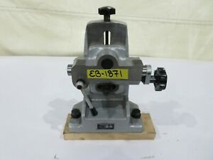 Phase Ii Adjustable Tailstock For 12 Rotary Tables 240 002