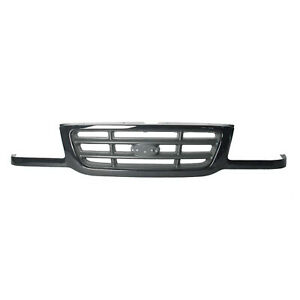 Fo1200393 New Grille Fits 2001 2003 Ford Ranger 2wd
