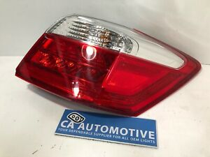 2013 2014 2015 Honda Accord Sedan Tail Light Right Rh Passenger Led Oem B68