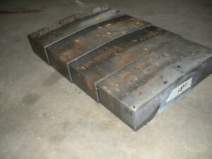 Used Hurco Vmx24 X Axis Left Way Cover