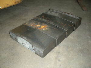 Used Hurco Vmx24 X Axis Right Side Way Cover
