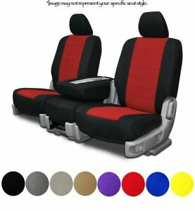 Custom Fit Neoprene Seat Covers For Chevy Colorado