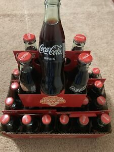 LIMITED EDITION COCA-COLA 6PK CLEMSON TIGERS 2018 NATIONAL CHAMPIONS **NEW**