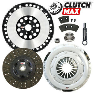Stage 2 Clutch Kit Chromoly Flywheel For 81 95 Ford Mustang Gt Lx Cobra Svt 5 0l