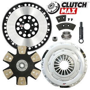 Stage 5 Clutch Kit chromoly Flywheel For 81 95 Ford Mustang Gt Lx Cobra Svt 5 0l