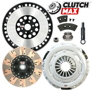 Stage 3 Clutch Kit Chromoly Flywheel For 81 95 Ford Mustang Gt Lx Cobra Svt 5 0l