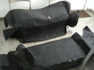 Ford Crown Victoria Oem Upper And Lower Trunk Liner Carpet