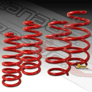 Tanabe Tgf126 Lowering Springs For 06 10 Honda Civic Ex Coupe 2dr 0 6 0 9