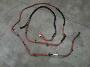 10 11 Camaro Ss Positive Battery Cable Wiring Harness Aa6469