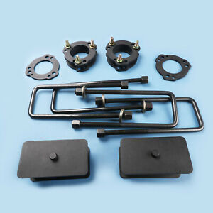 2 5 Front 2 Rear Steel Lift Kit For 2019 Ford Ranger U bolt