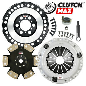 Stage 4 Clutch Kit And Chromoly Light Weight Flywheel For Mazda Rx8 Rx 8 6 Speed