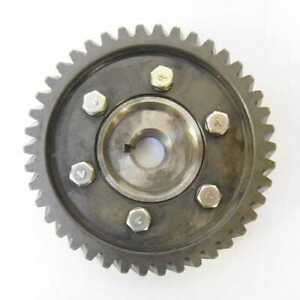 Used Injection Gear Hub Assembly Compatible With Bobcat 843 853 Isuzu 4jb1