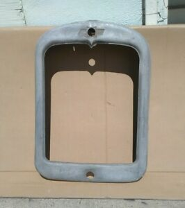 1927 Chevrolet Grill Shell Aluminum 27 Chevy Grille Shell