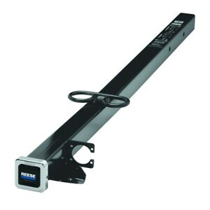 Reese 45018 Trailer Hitch Extension Black