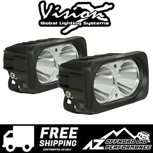 Vision X 5 8 Dual Model Optimus Universal Led Driving Light 40w 4208lm 9137742