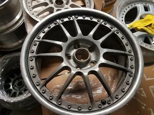 18 Oz Superleggera Iii 5x114 3 Project Wheels Rare Jdm