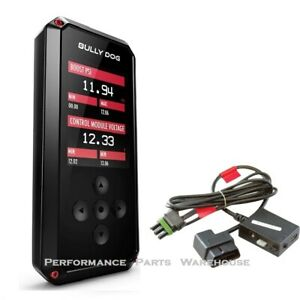 Bully Dog Bdx Tuner W Unlock Cable Fits 2013 18 Ram 6 7 Cummins N0 Dpf Deiete