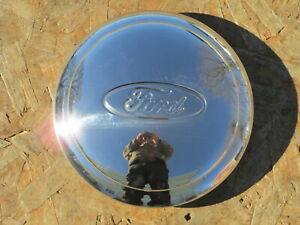 1934 Ford Hubcaps With Ford Logo Set Of 4 Brand New