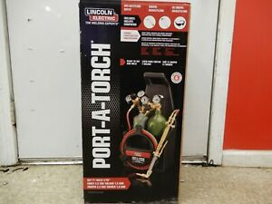 Lincoln Electric Port A Torch Welding Kit