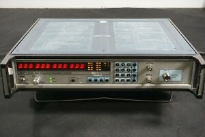 Eip Model 545a Microwave Frequency Counter