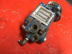 Ford Tractor Power Steering Pump Plessey 2000 3000 4000 5000 1965 1975