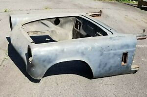 1955 1956 1957 Ford Thunderbird Front Fender Quarter Panel Clip Section Firewall