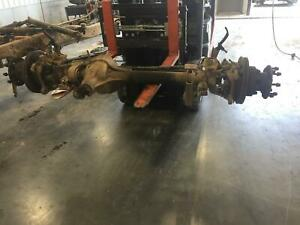 2006 Ford F350sd Pickup Front Axle Assembly Drw 4 10 Ratio 05 06 07