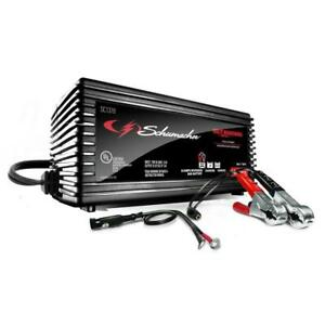 Automatic Battery Maintainer For 6 And 12 Volt Batteries Float Mode Charger Doe