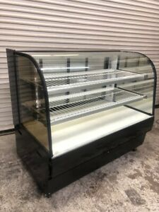 59 Bakery Display Case Dry Non refrigerated Federal Cgd5948 Nsf Dessert 2467
