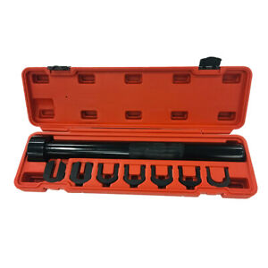 Universal Inner Tie Rod End Installer Remover Tool Kit Adjustable For Cars