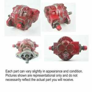 Used Reel Drive Hydraulic Pump Compatible With Case Ih 1660 1680 International