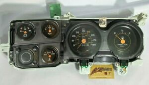 Beautiful Chevy Gmc Truck Instrument Cluster Diesel Jimmy Suburban Gauges 81 87