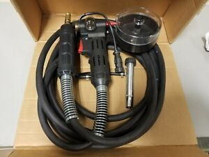 Mountain 180 Amp Mig Spool Gun With 20 Tw connect Cable Wesgun New