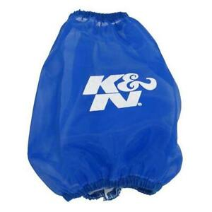 K N Rc 9350dl Drycharger Air Filter Wrap 4 875in Tall Blue