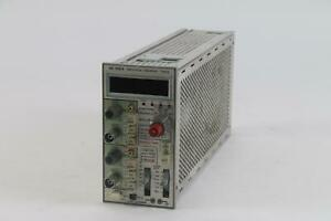 Tektronix Dc 505 A Universal Plug in Counter Timer With Option 1