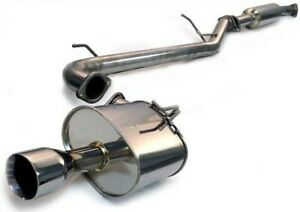 Tanabe Medalion Touring Catback Exhaust For 2002 2006 Acura Rsx Type S Dc5