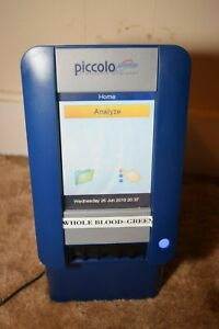 Abaxis Piccolo Xpress 1100 0000 Waived Portable Chemistry Analyzer
