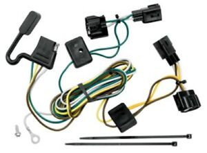 Trailer Hitch Wiring Tow Harness For Jeep Wrangler 1998 1999 2000 2001 2002