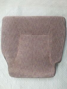 98 01 Dodge Ram 1500 2500 Front Passenger Driver Lower Seat Cover Extended Cab