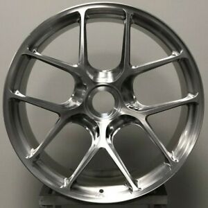 Porsche Gt3 Turbo 20 Hre R101 Lightweight Brushed Clear Centerlock 991 911 S