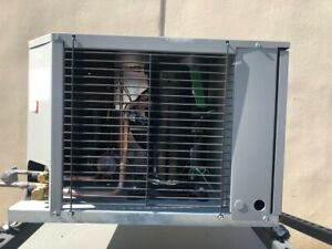 New Walk In Cooler Condensing Unit 3 Phase 208 230v Russell Rfo130e4s ea 2472