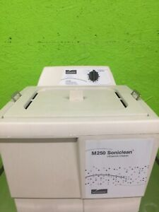 Midmark M250 Soniclean Ultrasonic Cleaner M250 With Basket Tested