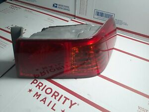2000 2001 Toyota Camry Quarter Tailight Tail Lamp Right Oem Used 00 01 B7