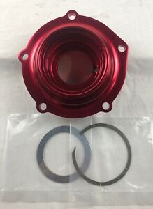 New Ford 9 Inch Red Anodized Aluminum 5 bolt Daytona Pinion Support