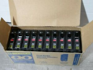 10 New open Box Square D Qo130 30a 1 Pole 30 Amp Plug In Circuit Breaker