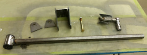 Panhard Bar Kit Behind The Axle