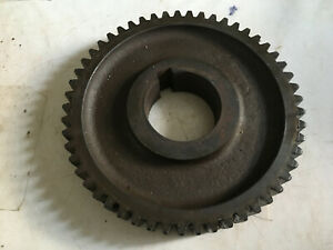 526400 A Used 53t Gear For A New Idea 5406 5407 5408 5409 5410 Mowers