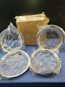 1968 82 Corvette Rally Wheel Trim Rings New Excalibur Wheel Accessories