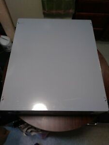 Electrical Cabinet 24 20 8 Brand New Check Pictures