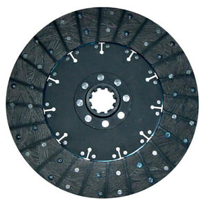 New Clutch Disc Fits Ford New Holland 8400 8530 8600 8700 9000 9200 9600 9700